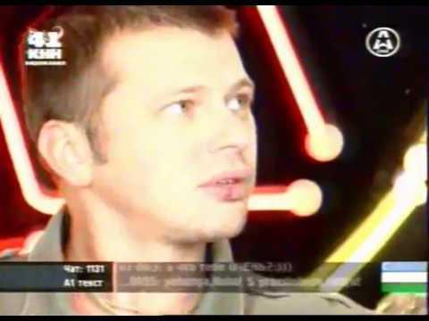 Илья Чёрт в программе Zвездочат 2008 г.