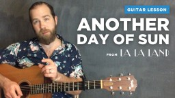 Another Day of Sun (к/ф La La Land)