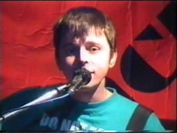 """Концерт в клубе """"Запасник"""" 2001 год."""